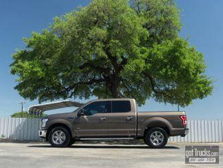 2016 Ford F150 Crew Cab XLT EcoBoost in San Antonio, Texas 78217