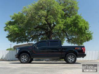 2016 Ford F150 Crew Cab Lariat FX4 5.0L V8 4X4 in San Antonio, Texas 78217