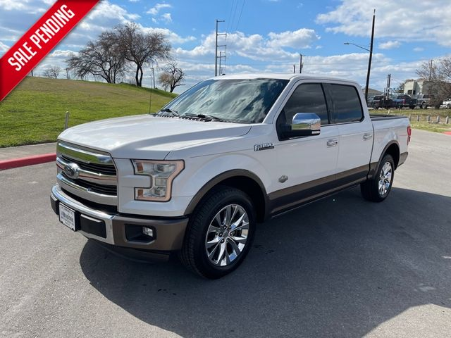2016 Ford F150 SUPERCREW KING RANCH