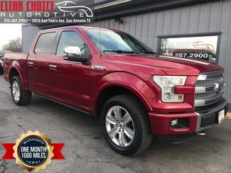 2016 Ford F150 Platinum in San Antonio, TX 78212
