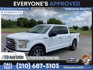 2016 Ford F150 SUPERCREW in San Antonio, TX 78237