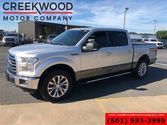 2016 Ford F-150 XLT FX4 4x4 5.0 CrewCab Silver Chrome 20s Nav NICE in Searcy, AR 72143