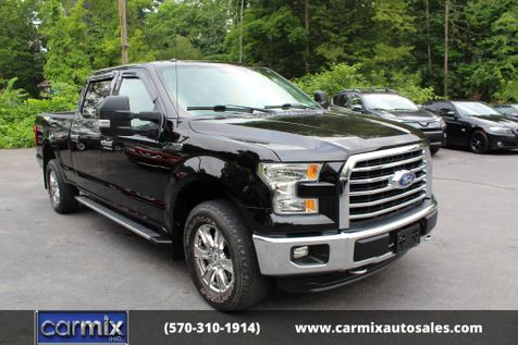 2016 Ford F150 SUPERCREW XLT in Shavertown