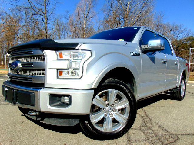 2016 Ford F-150 SUPERCREW Platinum