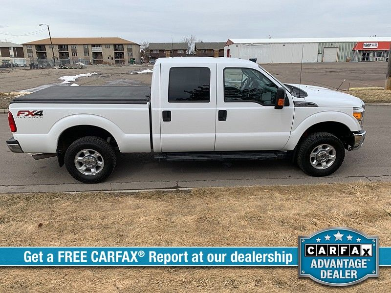 2016 Ford F250 4WD Crew Cab XLT  city MT  Bleskin Motor Company   in Great Falls, MT