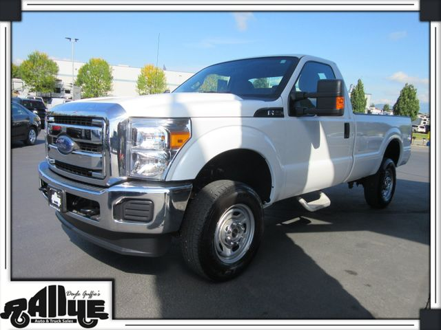 2016 Ford F250 XL 4WD in Burlington WA, 98233