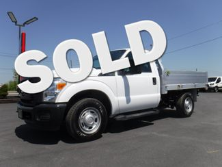 2016 Ford F250 8FT EBY Aluminum Flatbed 2wd in Lancaster, PA PA
