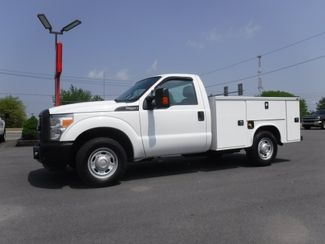 2016 Ford F250 Regular Cab 2wd with New 8' Knapheide Utility Bed in Lancaster, PA PA