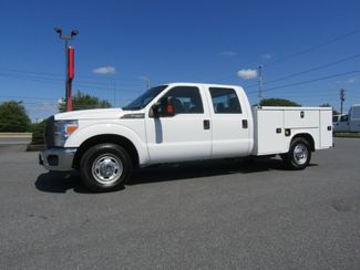 2016 Ford F250 Crew Cab 2wd with New 8' Knapheide Utility Bed in Lancaster, PA, PA 17522