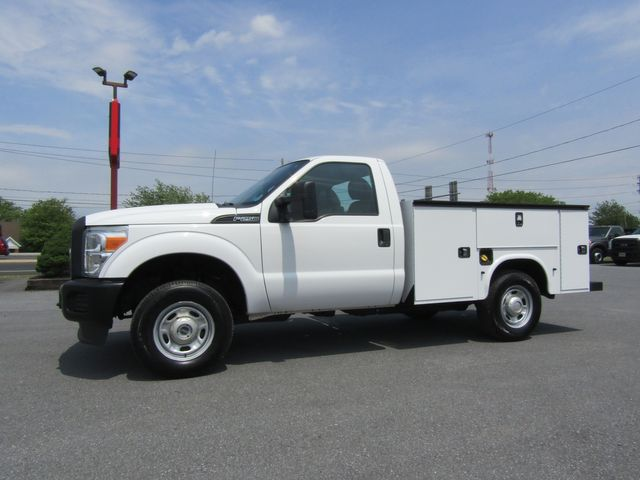 2016 Ford F250 Regular Cab 8' Utility 4x4 in Lancaster, PA, PA 17522