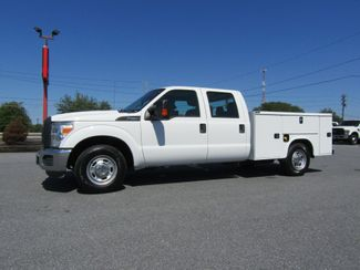 2016 Ford F250 Crew Cab 2wd with New 8' Knapheide Utility Bed in Ephrata, PA 17522