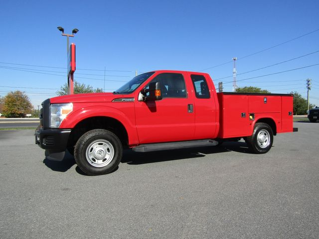 2016 Ford F250 Extended Cab Utility 4x4 in Ephrata, PA 17522