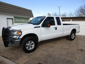 2016 Ford Super Duty F-250 Pickup Super Cab XLT in Fort Collins, CO 80524