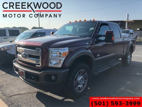 2016 Ford Super Duty F-250 King Ranch 4x4 Diesel Chrome Leather Nav Roof NICE in Searcy, AR