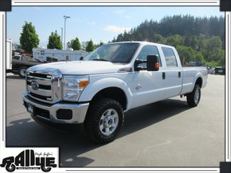 2016 Ford F350 XLT 4WD C/Cab 6.7L Diesel in Burlington WA, 98233