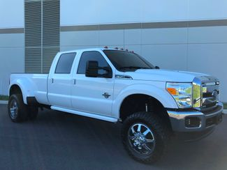 2016 Ford F350 Crew Cab DUALLY LARIAT LIFTED 6.7L DIESEL 45K MILES 1-OWNER 4X4 in Woodbury, New Jersey 08096