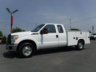 2016 Ford F350 Extended Cab 2wd with New 8' Knapheide Utility Bed in Lancaster, PA PA