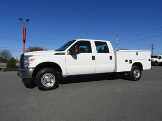 2016 Ford F350 Crew Cab 4x4 with New 8' Knapheide Utility Bed in Lancaster, PA, PA 17522