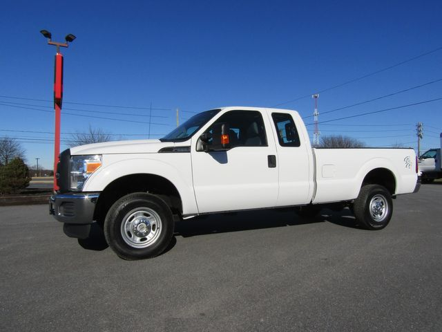 2016 Ford F350 Extended Cab Long Bed 4x4