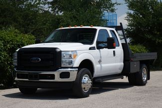 2016 Ford F350SD XL Extended Cab Diesel Flat Bed One Owner TX Truck in Dallas, Texas 75220