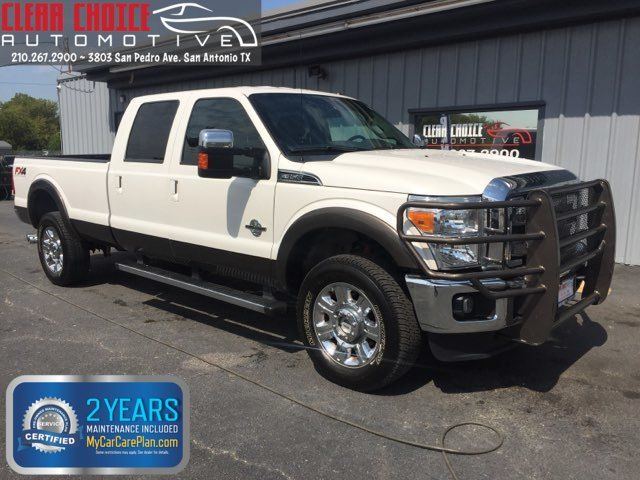 2016 Ford F350SD Lariat