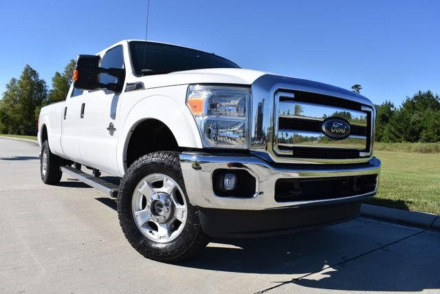 2016 Ford F350SD XLT Walker, Louisiana 4