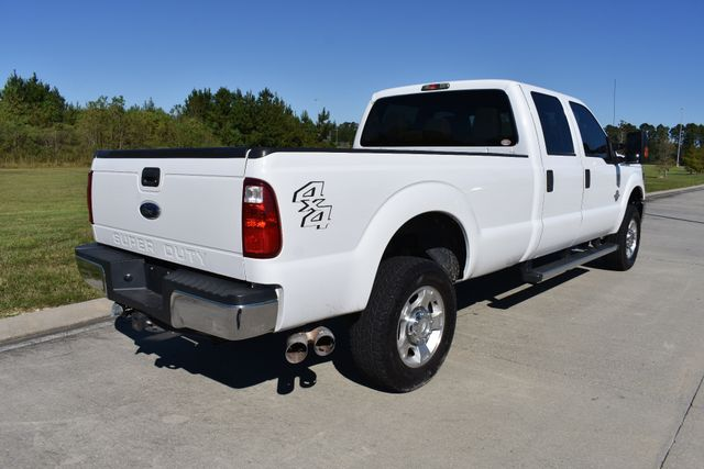 2016 Ford F350SD XLT Walker, Louisiana 7