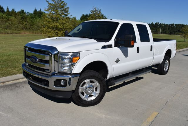 2016 Ford F350SD XLT Walker, Louisiana 1