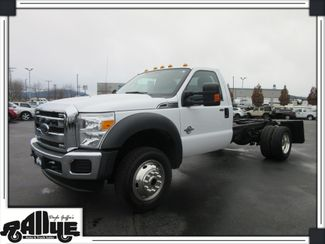 2016 Ford F450 XLT 4WD Chassis Cab 6.7L Diesel in Burlington WA, 98233