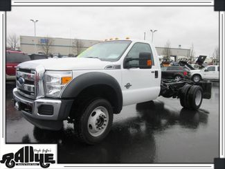 2016 Ford F450 XLT Chassis 6.7L Diesel 4WD in Burlington WA, 98233