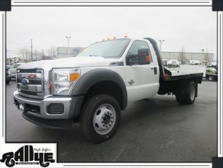 2016 Ford F450 XLT 6.7L Diesel 4WD Flatbed in Burlington WA, 98233
