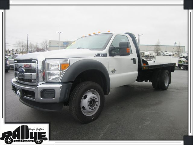 2016 Ford F450 XLT 6.7L Diesel 4WD Flatbed