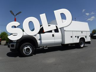 2016 Ford F450 Extended Cab 11' Enclosed Utility 4x4 Diesel in Lancaster, PA PA