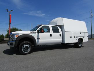 2016 Ford F450 Crew Cab 11' Enclosed Utility 4x4 Diesel in Lancaster, PA, PA 17522