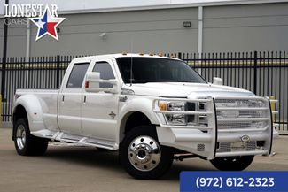 2016 Ford F450SD Lariat Diesel DRW 4x4 Air Ride Western Hauler in Plano Texas, 75093