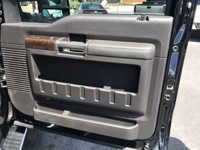 2016 Ford F450SD Platinum in San Antonio, TX 78212