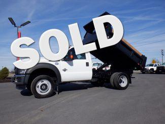 2016 Ford F550 9' Dump Truck 4x4 Diesel in Lancaster, PA PA