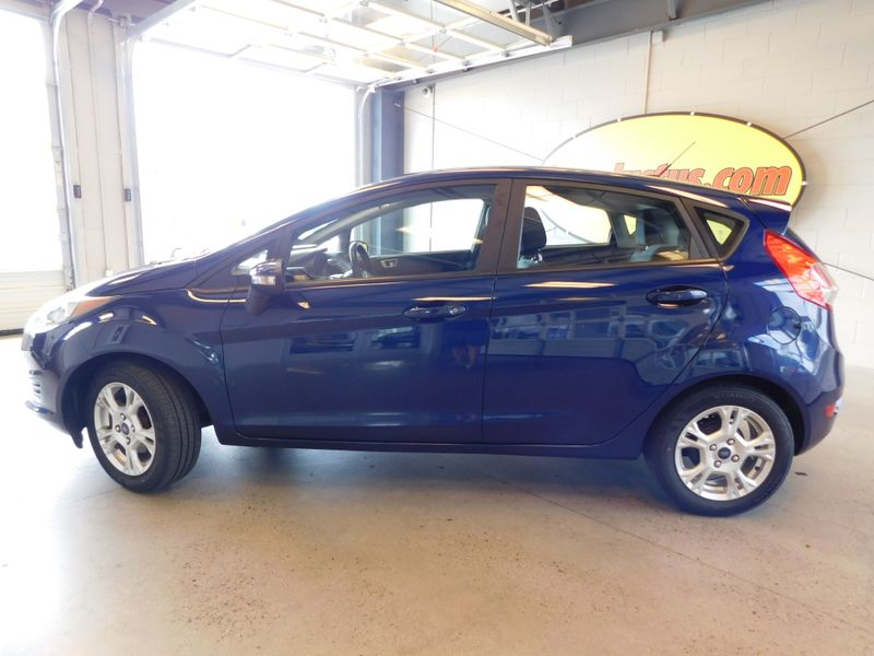 2016 Ford Fiesta SE  city TN  Doug Justus Auto Center Inc  in Airport Motor Mile ( Metro Knoxville ), TN