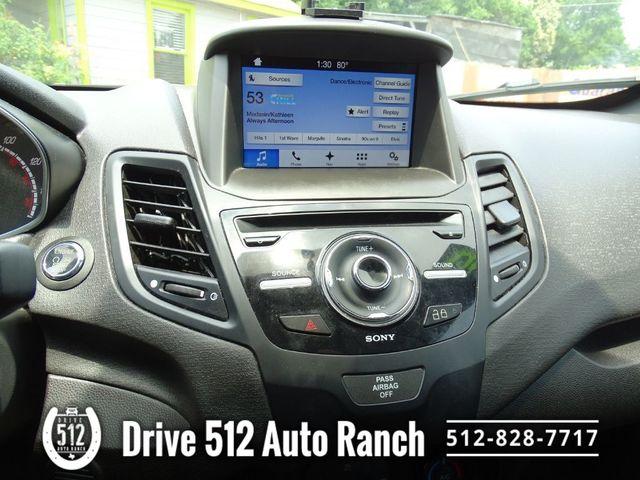 2016 Ford Fiesta ST in Austin, TX 78745