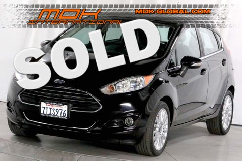 2016 Ford Fiesta Titanium - Leather - Only 60K miles - SONY in Los Angeles