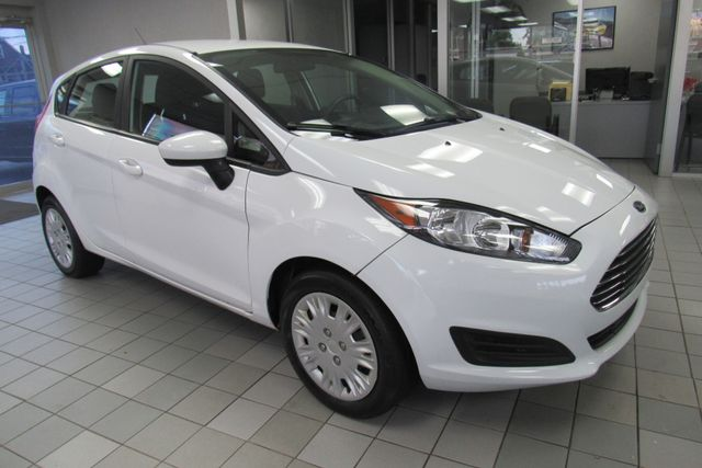 2016 Ford Fiesta S Chicago, Illinois 0