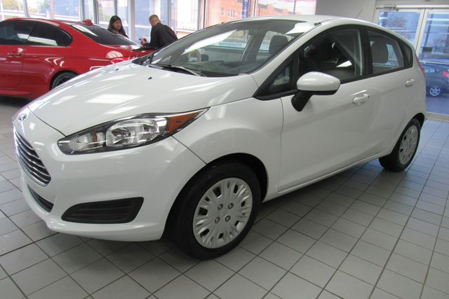 2016 Ford Fiesta S Chicago, Illinois 2