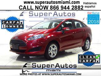 2016 Ford Fiesta SE in Doral FL, 33166