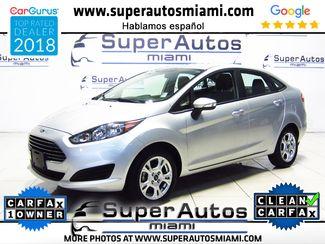 2016 Ford Fiesta SE in Doral, FL 33166