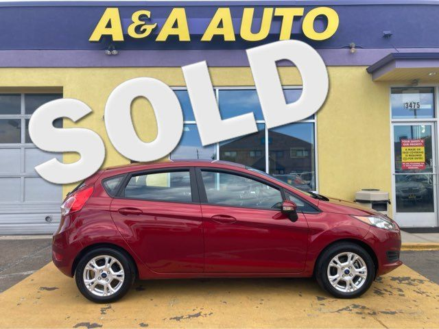 2016 Ford Fiesta SE in Englewood, CO 80110