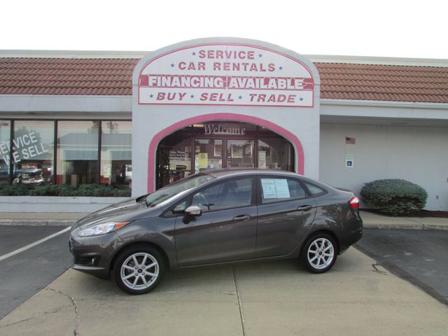 2016 Ford Fiesta SE *SOLD