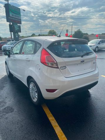 2016 Ford Fiesta S   Hot Springs, AR   Central Auto Sales in Hot Springs, AR