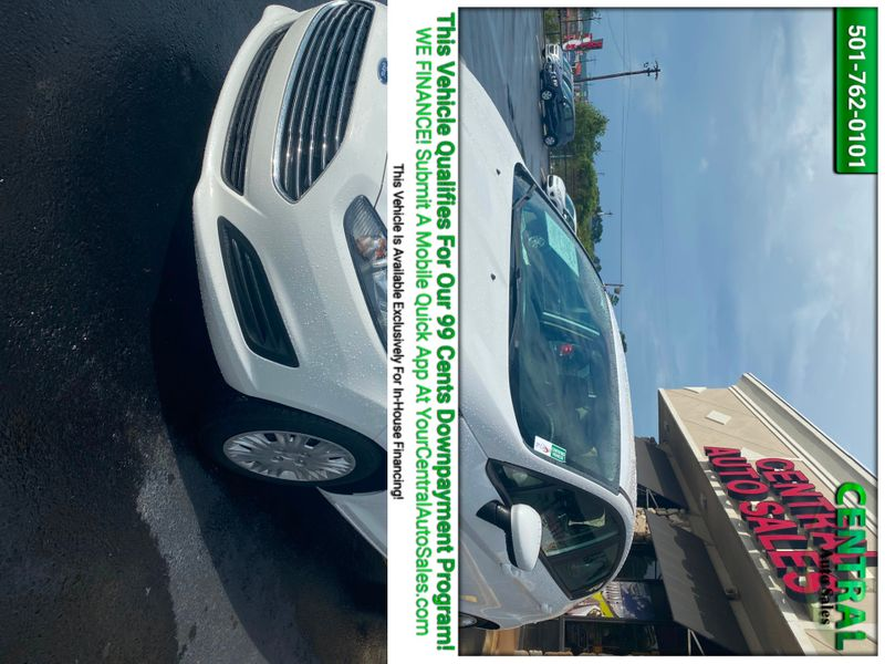 2016 Ford Fiesta S   Hot Springs, AR   Central Auto Sales in Hot Springs AR