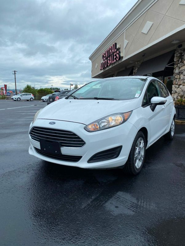 2016 Ford Fiesta SE | Hot Springs, AR | Central Auto Sales in Hot Springs AR