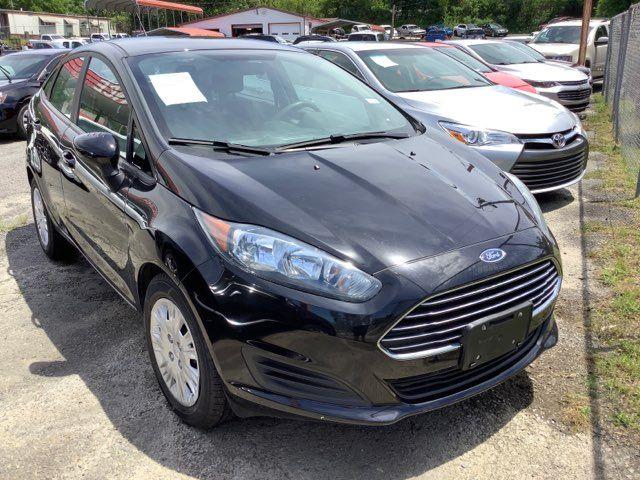 2016 Ford Fiesta S - John Gibson Auto Sales Hot Springs in Hot Springs Arkansas